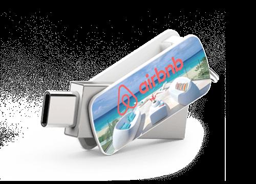 Orbit - Reklamní USB Flash Disk