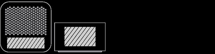 Bluetooth® reproduktor  Sítotisk