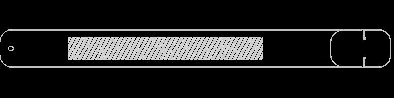 USB náramek Sítotisk