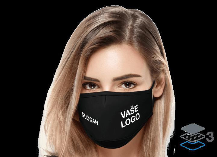 Sky - Značkové ochranné obličejové masky