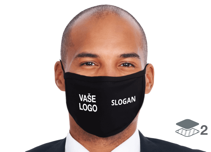 Ultra - Značkové opakovaně použitelné obličejové masky