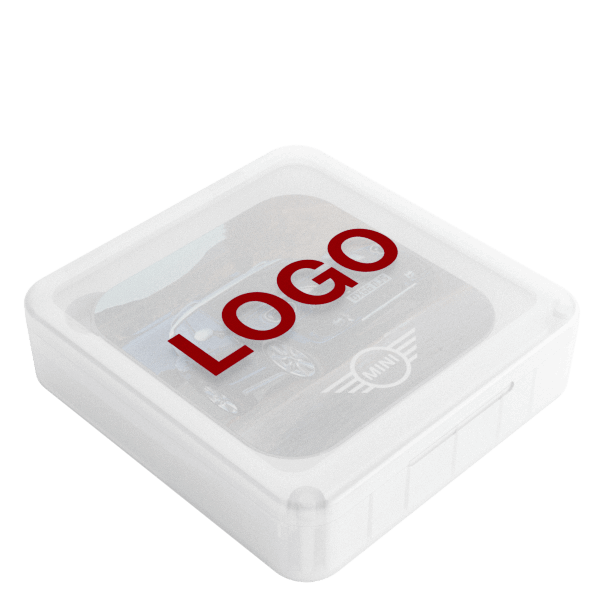 Edge - Personalizovaná bezdrátová nabíječka