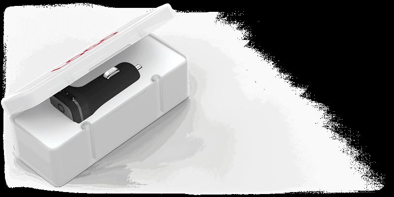 Zip - Vlastní nabíječky do auta