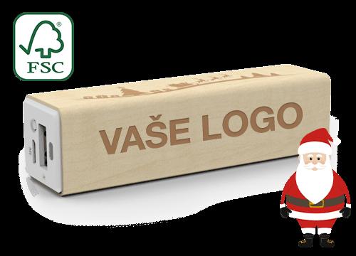 Maple Christmas - Power Bank Reklamní Predmety