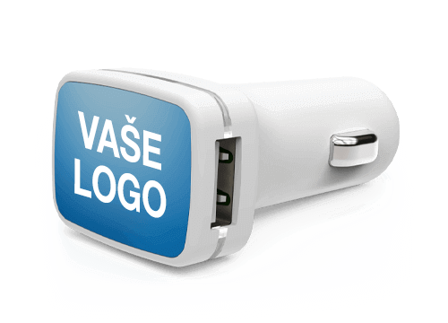 Vista - Logo Car Charger