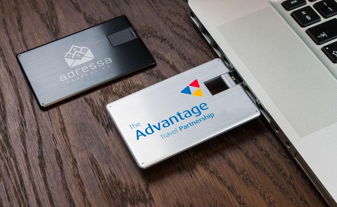 Alloy - Karty Kredytowe USB