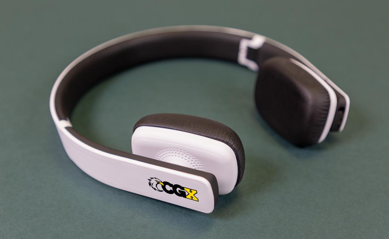 Arc - Reklamní sluchátka