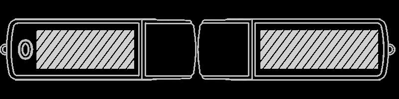 USB flash disk Sítotisk