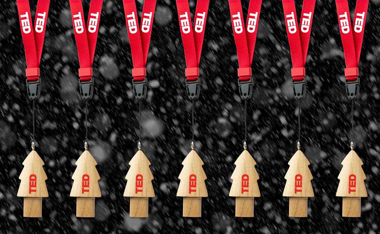Christmas - Reklamní Flash Disk