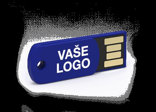 Clip - Reklamní USB Flash Disk