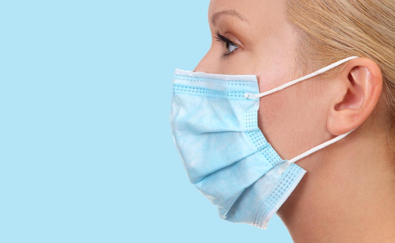 Disposable Mask - Značkové obličejové masky