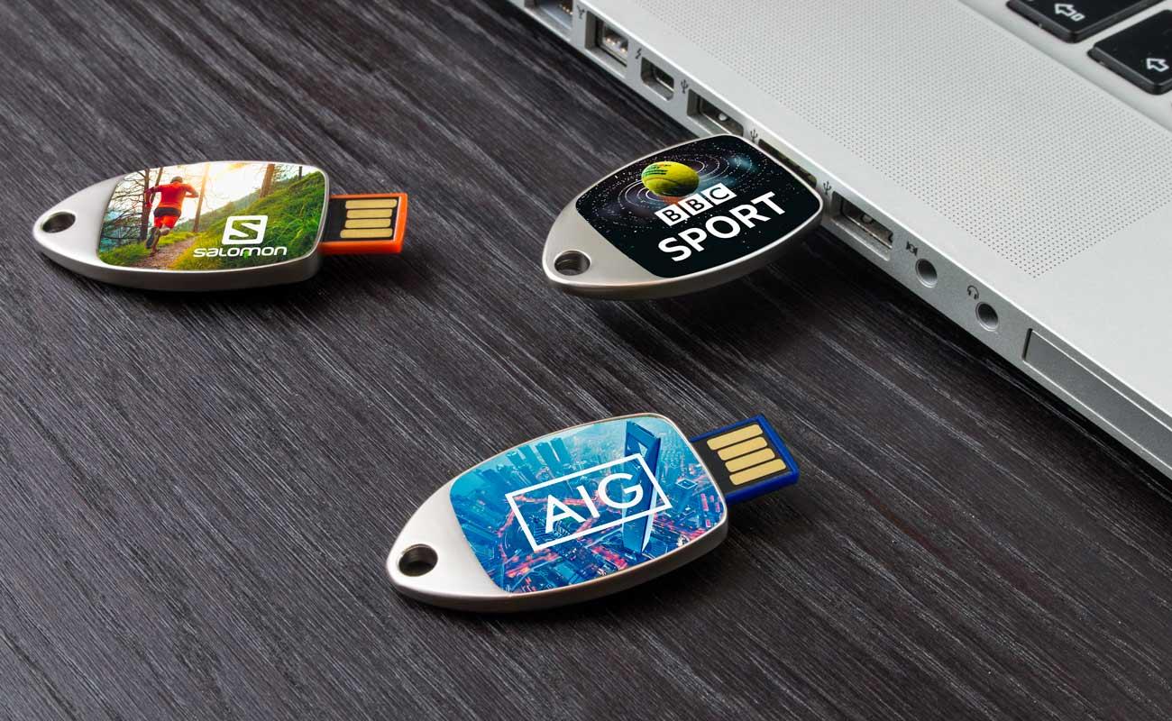 Fin - Reklamní Flash Disk