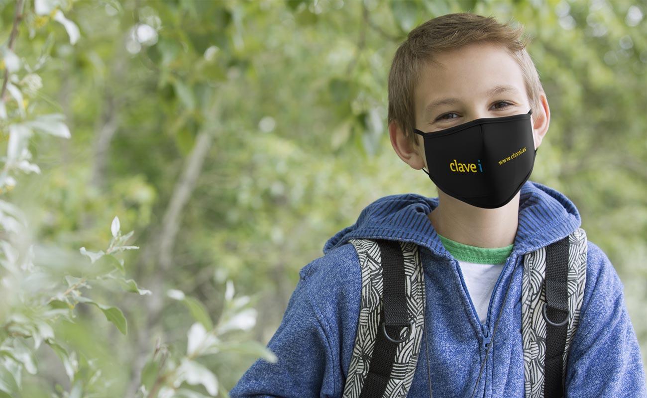 Junior - Značkové obličejové masky