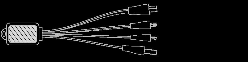 USB kabel Potisk fotografií