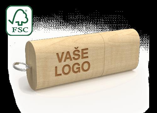 Nature - USB Flash Dřevěný