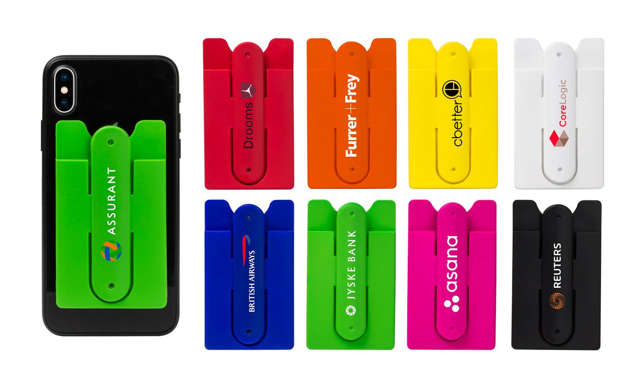 Pass - Reklamní Předměty Peněženka Pro Smartphony