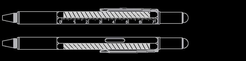 Multifunkční nástroj Sítotisk