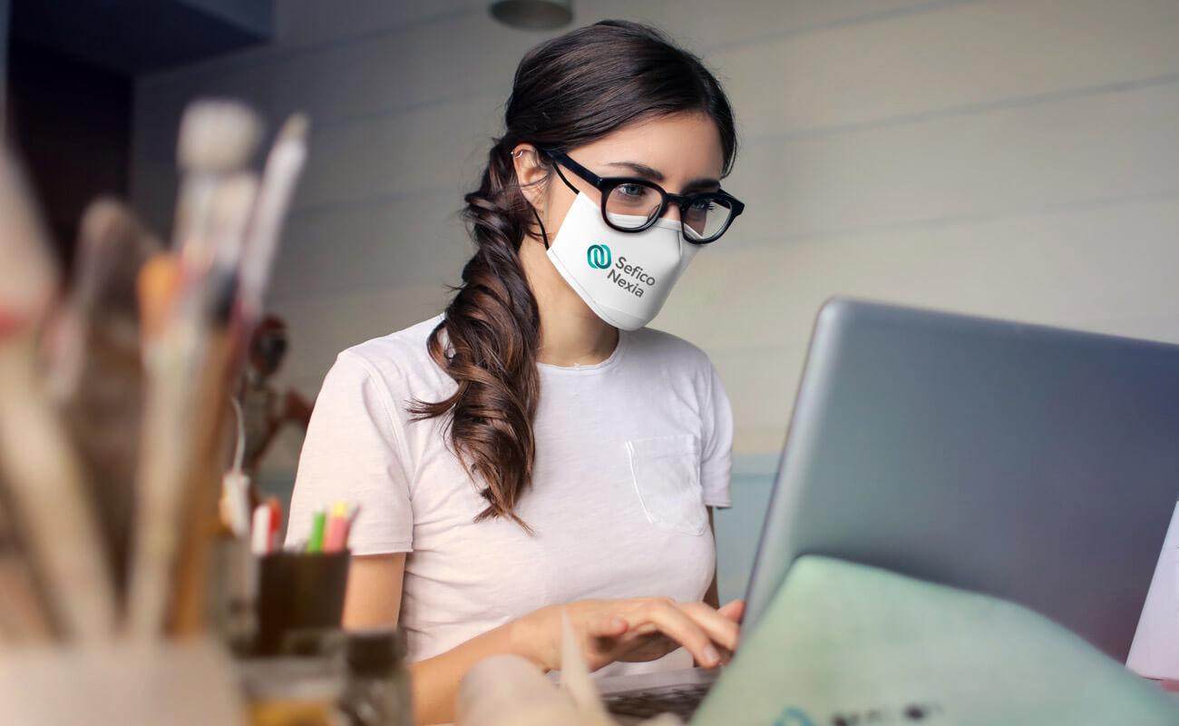 Sky - Značkové obličejové masky