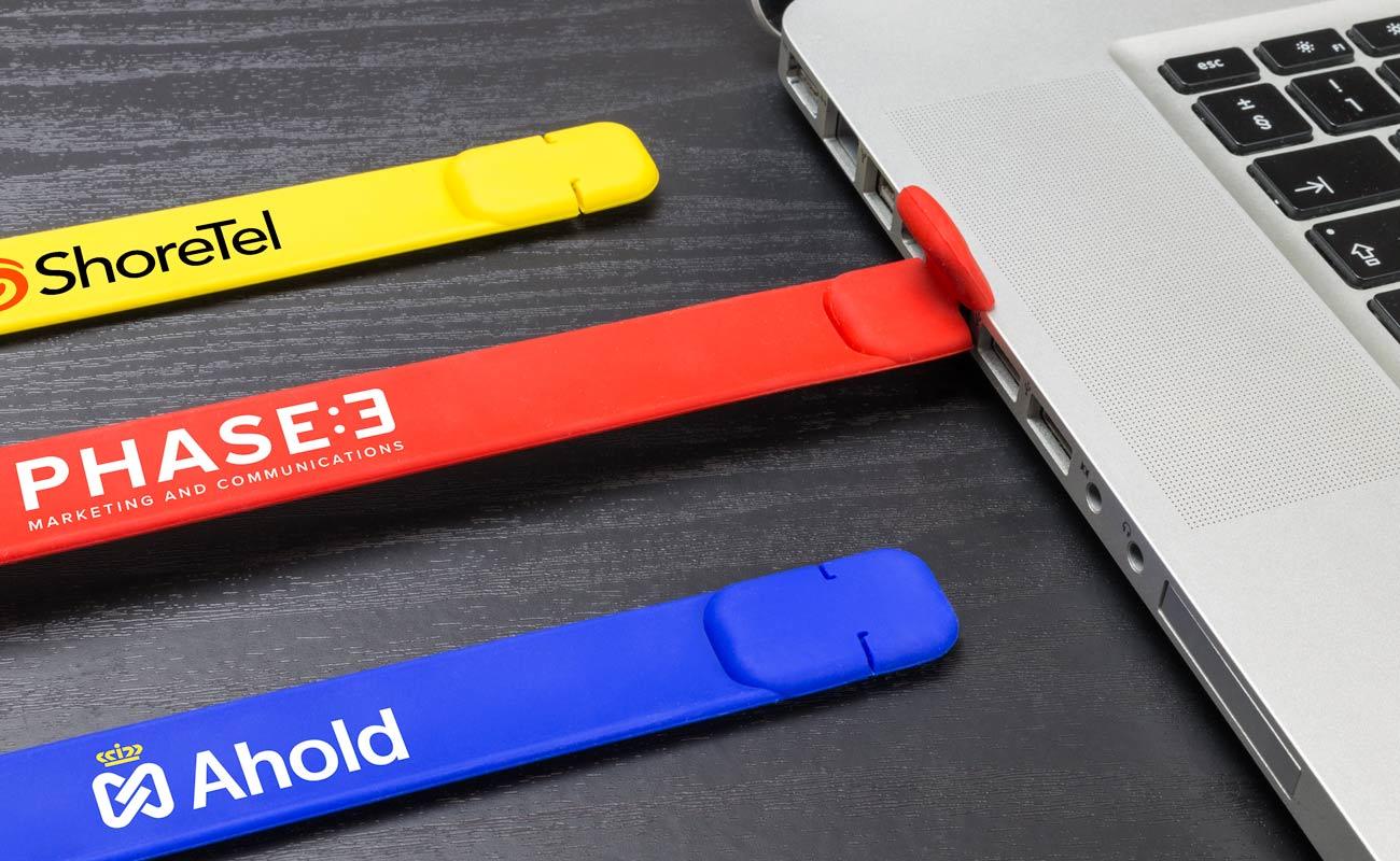 Slap - USB Náramek