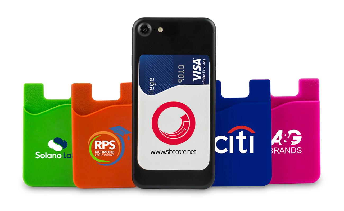 Slim - Vlastní telefonní peněženka