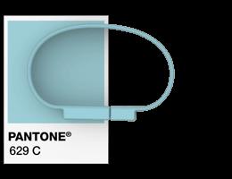 Hodnoty Pantone USB náramek