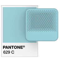 "Hodnoty Pantone Bluetooth<sup style=""font-size: 75%;"">®</sup> reproduktor"